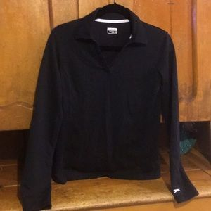 Ladies long sleeve Golf shirt